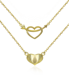 CHARMER Necklace by Oro China Jewelry