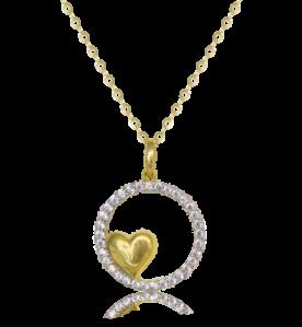 Pragma Necklace by Oro China Jewelry