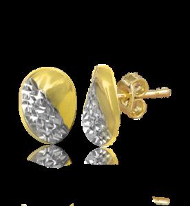 Esmee Earrings by Oro China Jewelry
