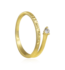 Eve Ring by Oro China Jewelry