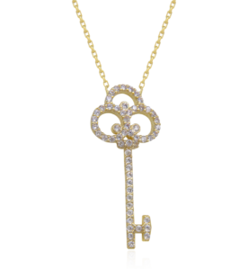 Genivive Necklace by Oro China Jewelry