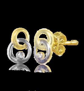 Octavia Earrings by Oro China Jewelry