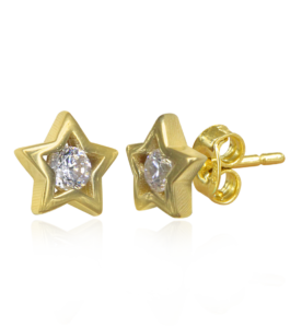 Tiarabelle Earring by Oro China Jewelry